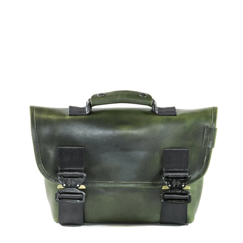 Recon Mini | Horween Forest Green Cavalier Leather | Couple Remain