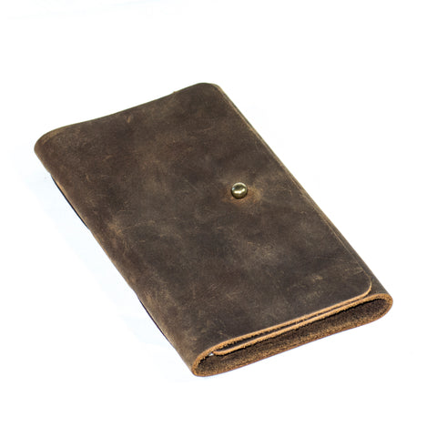 Mesquite Field Notes/Passport Cover | Horween Predator Leather | Tres Cuervos | Limited Qty