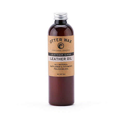 Otter Leather Oil