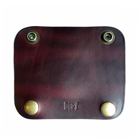 Mr. Gripper | Horween OxBlood Leather