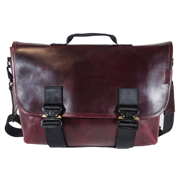 Recon | Horween OxBlood Leather