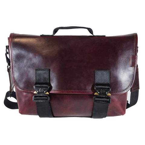 Recon | Horween OxBlood Leather | Ships 3-4 Weeks