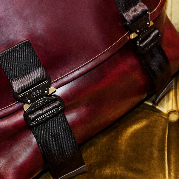 Recon | Horween OxBlood Leather Bundle