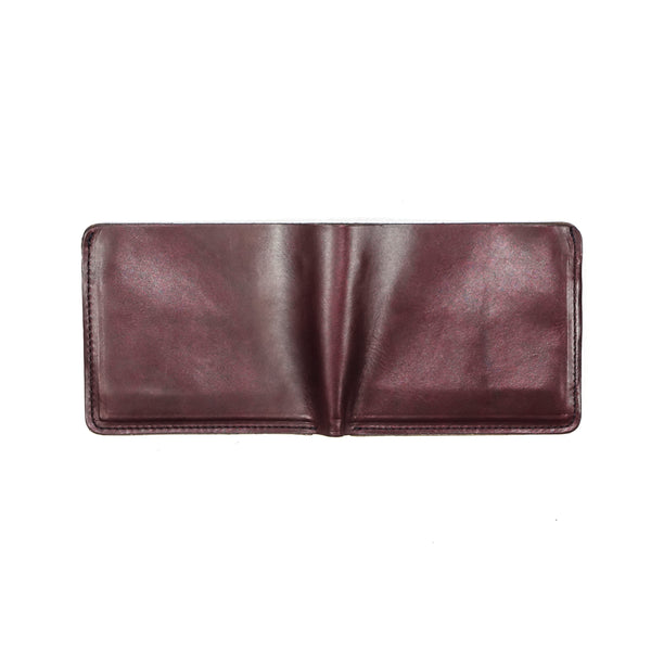The Boss Wallet | Horween Oxblood Chromexel® Leather