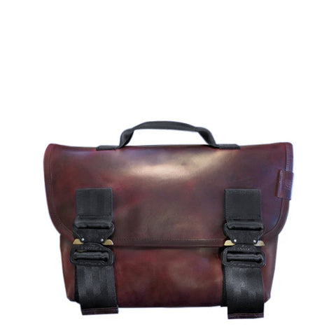 Recon Mini | Horween OxBlood Leather | Ships 3-4 Weeks