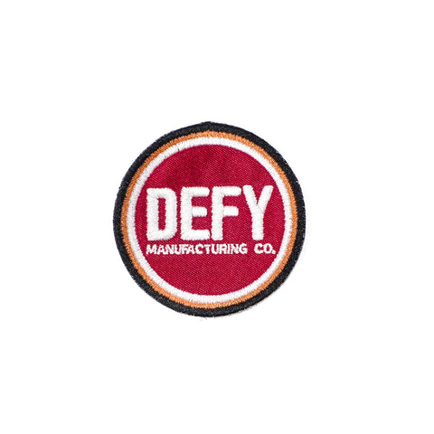 Vintage DEFY Manufacturing Co. | Patch