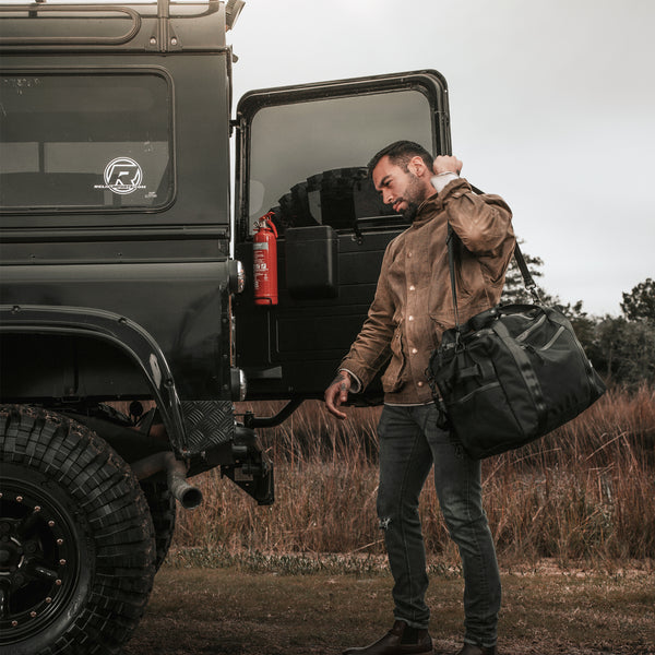 The Rover Backpack | Ballistic Nylon