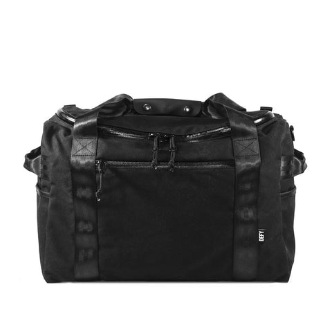 The Rover Backpack | Black Wax Canvas | 1 Remains