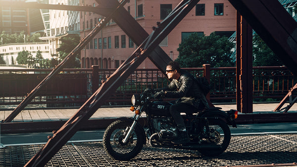 DEFY x ANALOG MOTORS | 745cc BOXER LIMITED MOTORCYCLE