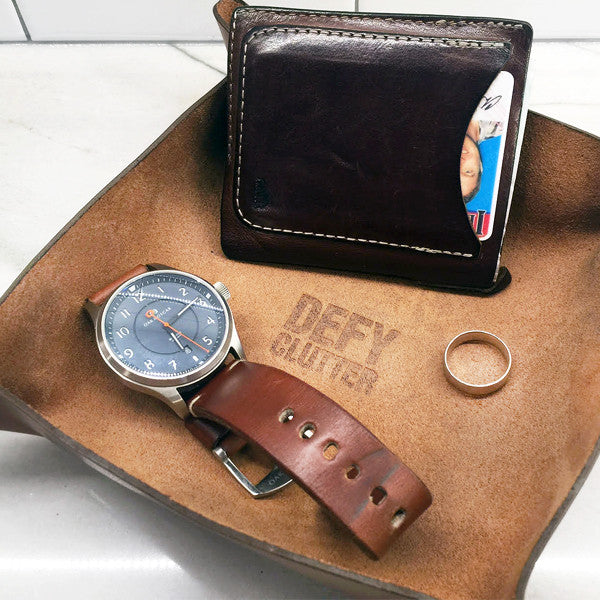 Snappy Valet | Horween Rio Latigo Leather