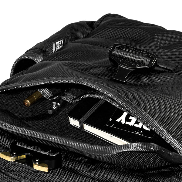 The Menace Backpack | Ballistic Nylon