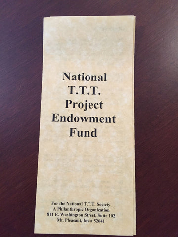 Brochure - Endowment