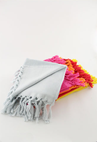 Scents and Feel Guest Towel Canvas Light Terry Fouta