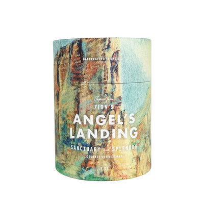 NATIONAL PARK CANDLE  | Zion National Park |  Angels Landing 11 oz Candle