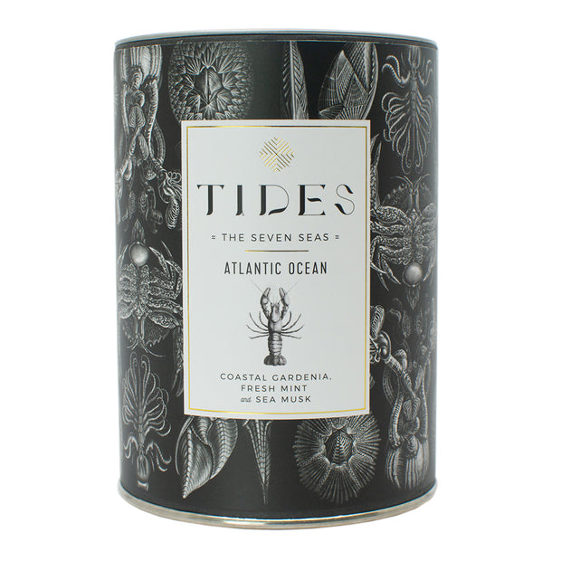 TIDES | Seven Seas | Atlantic Ocean 11 oz Candle