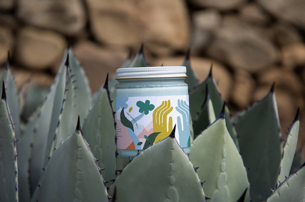 GiveDirectly Relief Candle