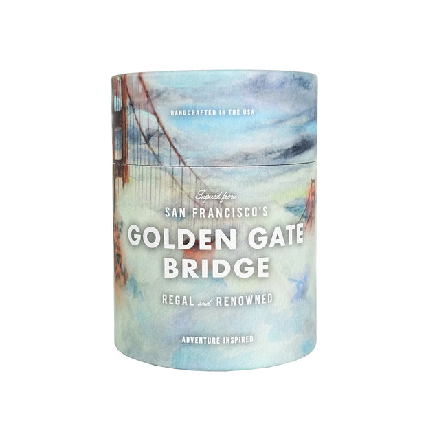 NATIONAL PARK CANDLE | San Fransisco's Golden Gate Bridge 11 oz Candle
