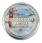 NATIONAL PARK CANDLE | San Fransisco's Golden Gate National Monument's Travel Candle