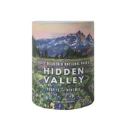 NATIONAL PARK CANDLE | Rocky Mountain National Park | Hidden Valley 11 oz Candle