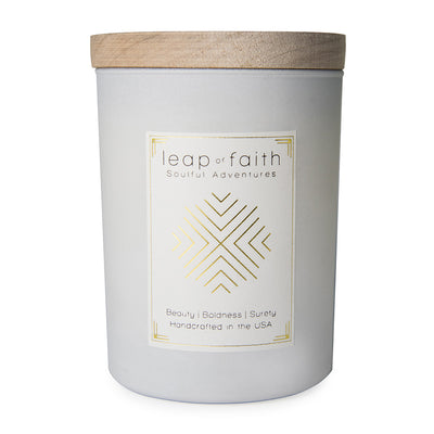 SOULFUL ADVENTURES  | Leap of Faith Candle 11 oz Candle