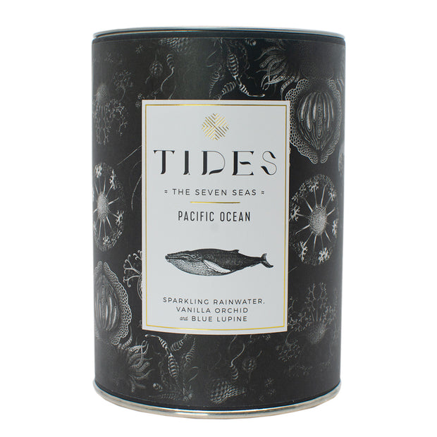 TIDES | Seven Seas | Pacific Ocean 11 oz Candle