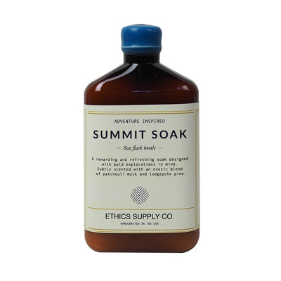 SOOTHING SOAK | Summit Soak 14 oz Bath Salt Soak