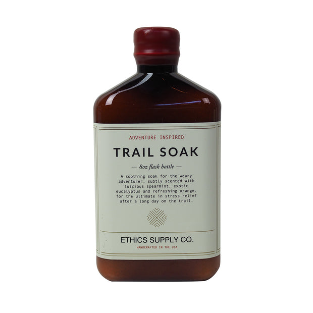 SOOTHING SOAK | Trail Soak 14 oz Bath Salt Soak