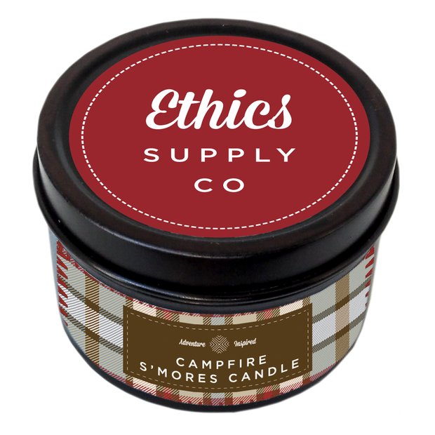 CAMPFIRE | Campfire S'mores Travel Candle