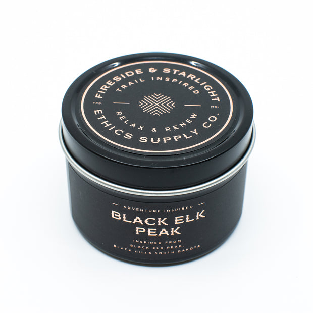 FIRESIDE + STARLIGHT  | Black Elk Peak Travel Candle