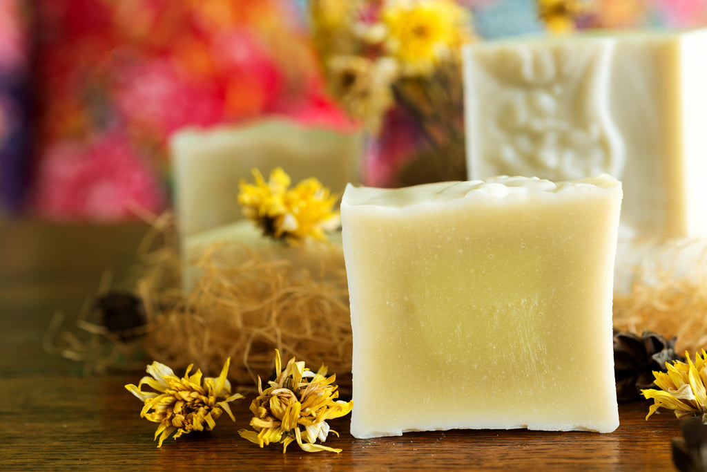 shampoo bar natural organic essential oil