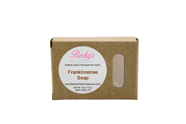 Frankincense Body Soap