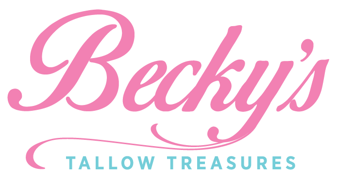 Becky Tallow Treasures-Logo