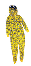 Junior's Onesie Pajama Minion from Despicable Me