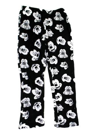 Mickey Mouse Junior's Plush Fleece Lounge Pants