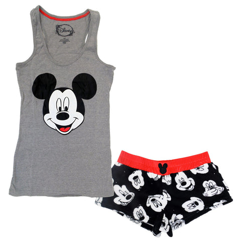 Mickey Mouse Cameo Sleepwear Tank and Short P