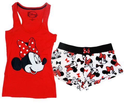 Minnie Mouse Sleepwear Tank top and Shorts