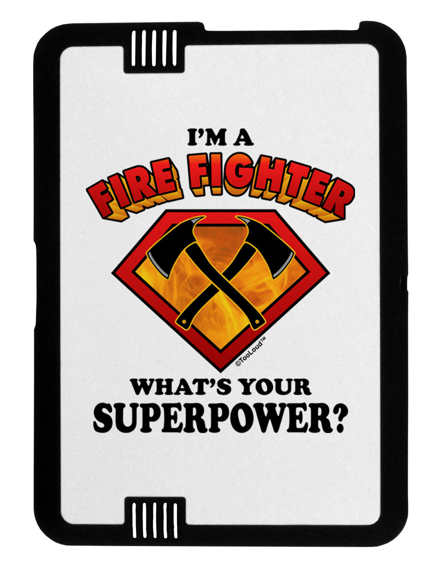 Fire Fighter - Superpower Kindle Fire HD 7 2nd Gen Cover
