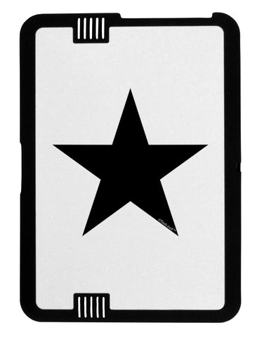 Black Star Kindle Fire HD 7 2nd Gen Cover Tooloud