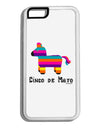 Colorful Pinata Design - Cinco de Mayo White Dauphin iPhone 6 Cover by TooLoud