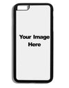 Your Own Image Customized Picture Black Dauphin iPhone 6 Plus Cover
