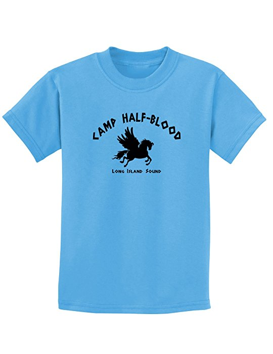 Camp Half Blood Child Tee - Childrens T-Shirt