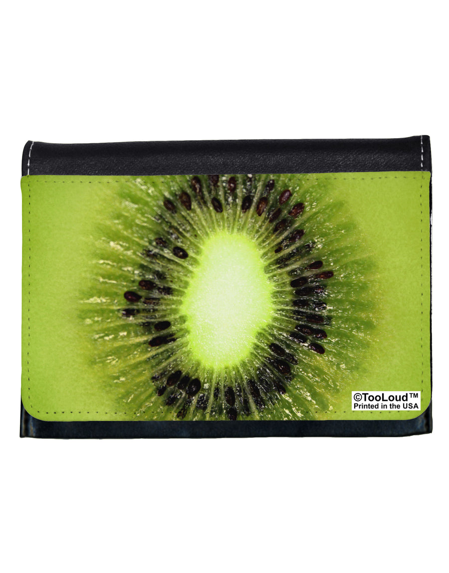 Kiwi Fruit Ladies Wallet All Over Print by TooLoud