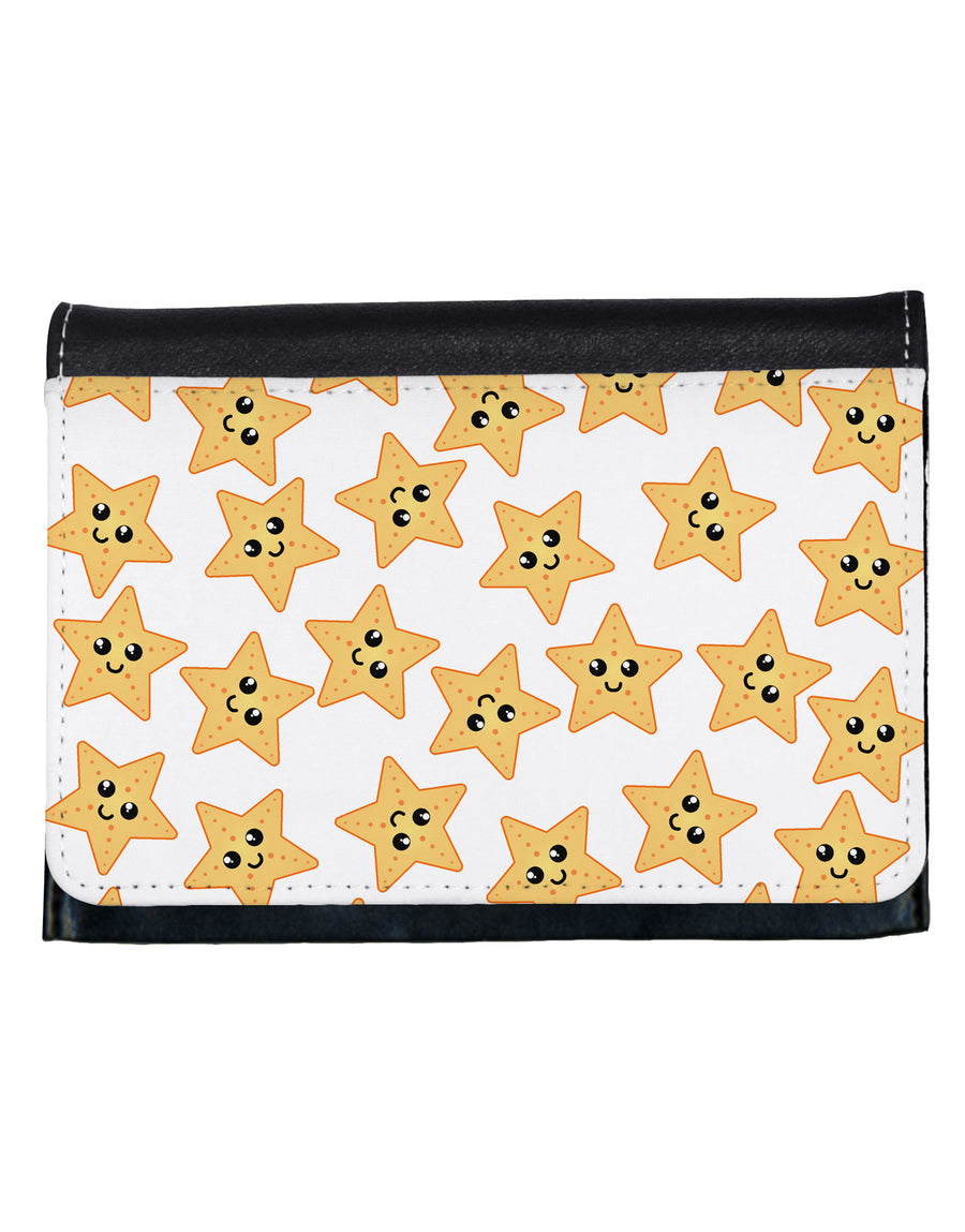 Cute Starfish All Over Ladies Wallet by TooLoud