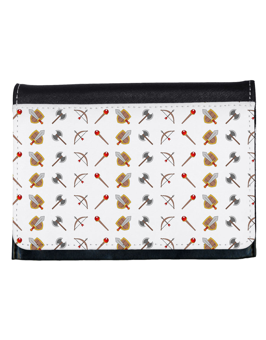 Fantasy Weapons Ladies Wallet by TooLoud
