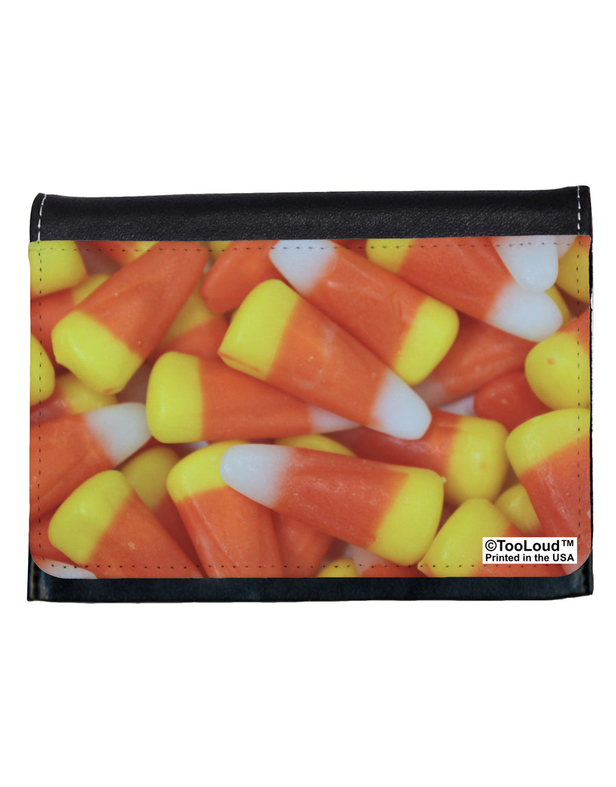 Candy Corn Ladies Wallet All Over Print by TooLoud