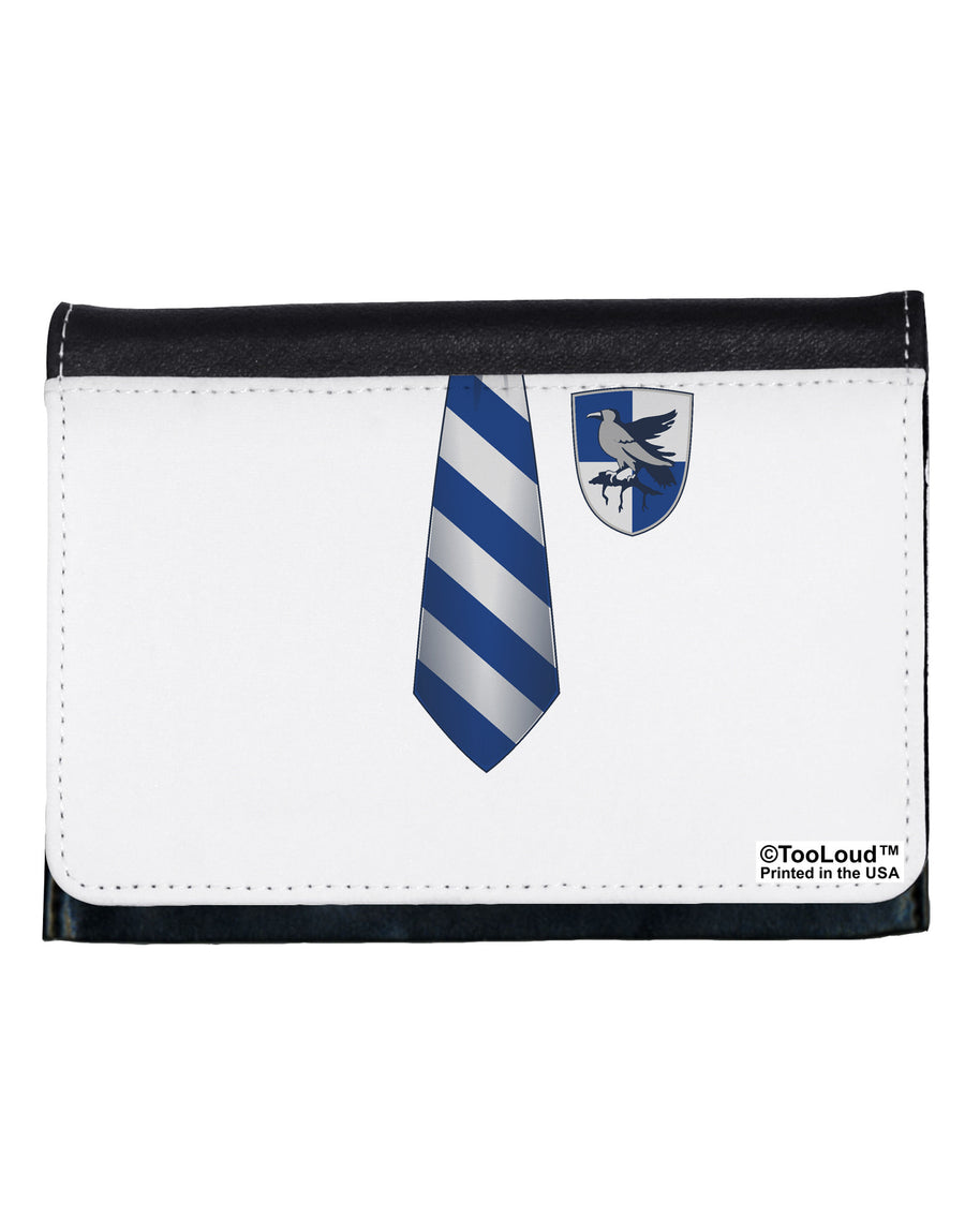 Wizard Uniform Blue and Silver AOP Ladies Wallet All Over Print