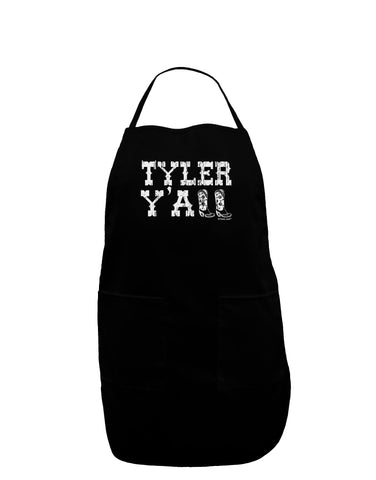 TooLoud Tyler Y'all - Southwestern Style Plus Size Apron