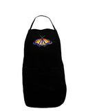 TooLoud Watercolor Monarch Butterfly Plus Size Apron