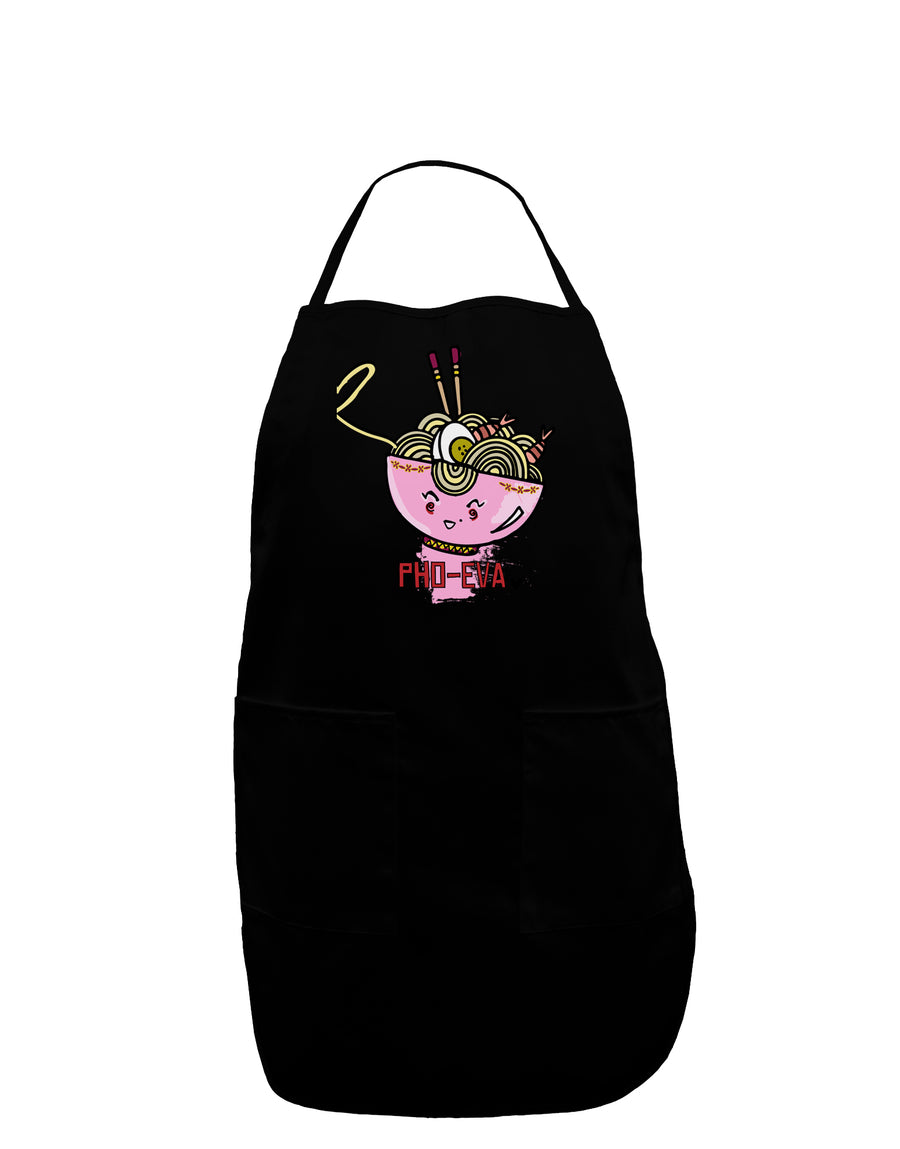 Matching Pho Eva Pink Pho Bowl Plus Size Dark Apron Tooloud