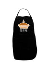 To My Pie Plus Size Dark Apron Tooloud